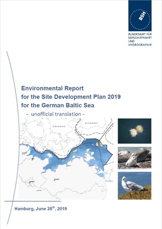 Environmental Report for the Baltic Sea