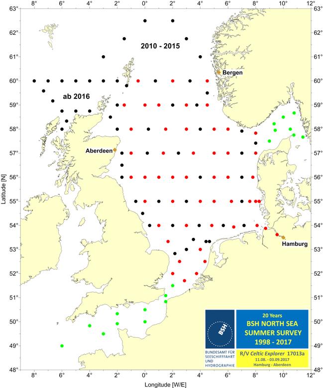 BSH - Gesamtaufnahme-Nordsee