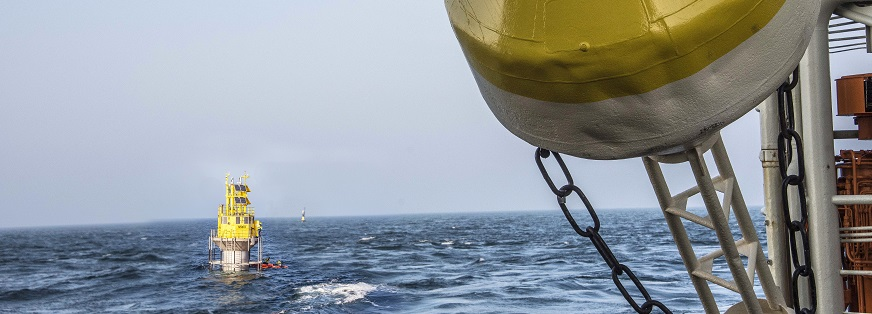 North Sea buoy III